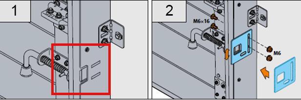 Секционные ворота. Модернизация конструкции